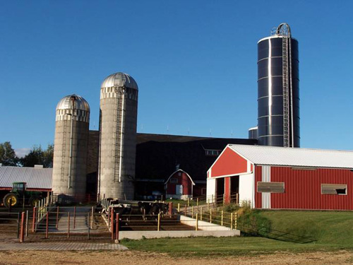 The Larson Farm