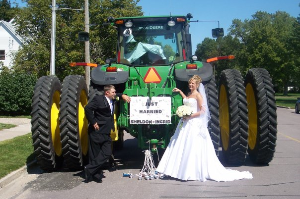 John Deere Weddings