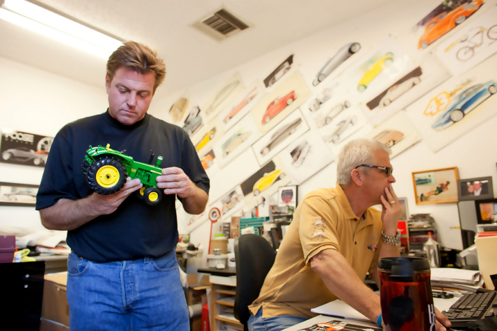John Deere Chip Foose Draft