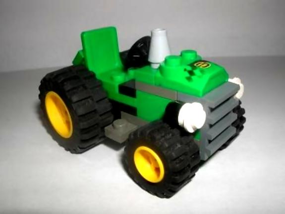John Deere Lego Mower