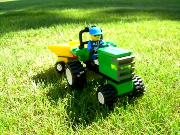Lego John Deere Lawnmower