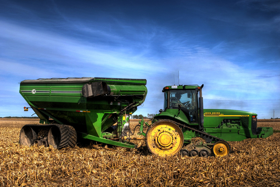Pictures of John Deere Tractors