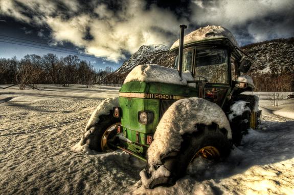 Pictures of John Deere Tractors