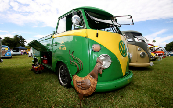 John Deere Trucks - VW
