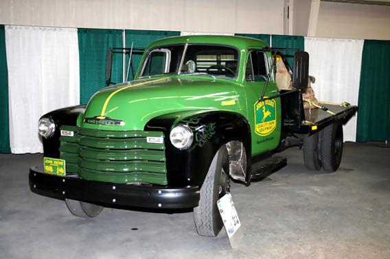 John Deere Trucks