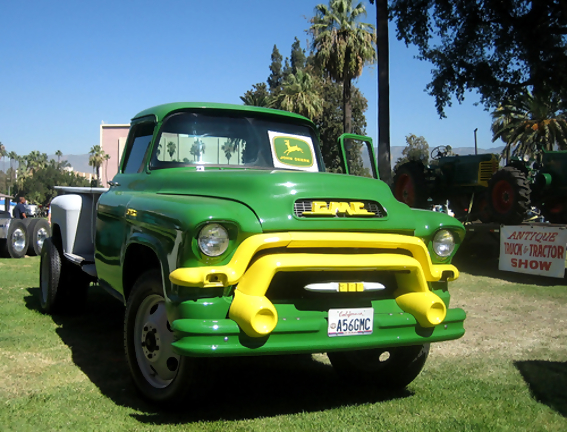 9 Awesome John Deere Trucks