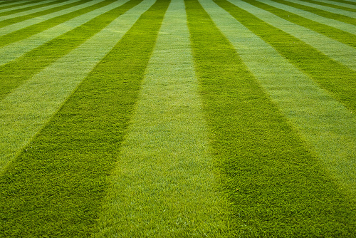 How To Create Picture Perfect Lawn Mowing Patterns