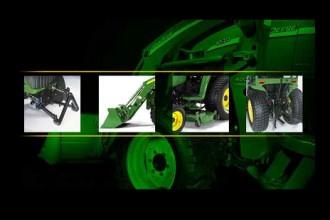 John Deere 4020 Tractors