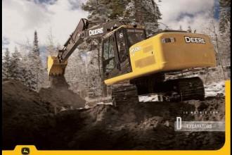 John Deere Excavators