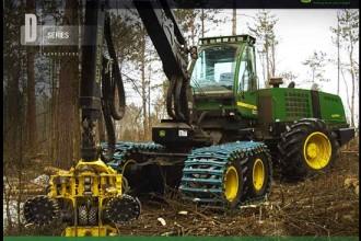 John Deere Harvesters