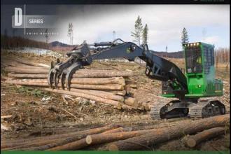 John Deere Forestry Swing Machines