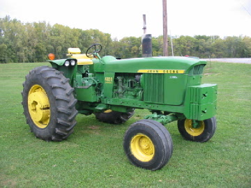4020 John Deere >> Food For Thought What S The Nicest 4020 Tractor Model