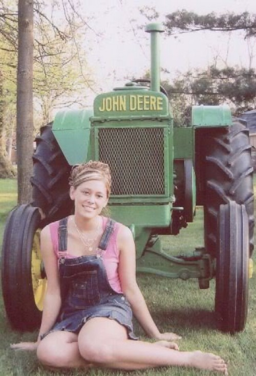 Announcing The John Deere