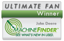 machine finder winner FINAL Get in Your Vote for the John Deere MachineFinder Ultimate Fan Photo Contest!