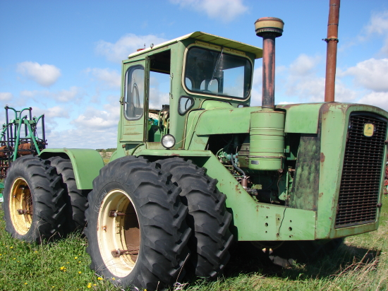 Rare 1964 John Deere 4wd Tractor Sells For 90k