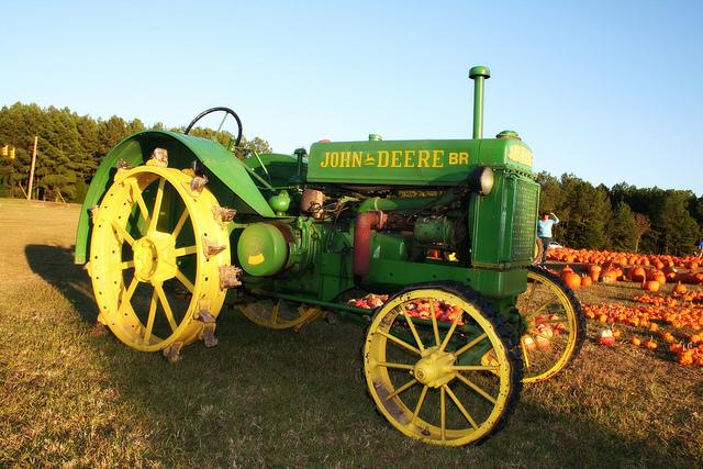 John Deere Attachments >> Thanksgiving: John Deere Style