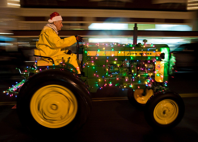 Have a Very John Deere Christmas this Year!