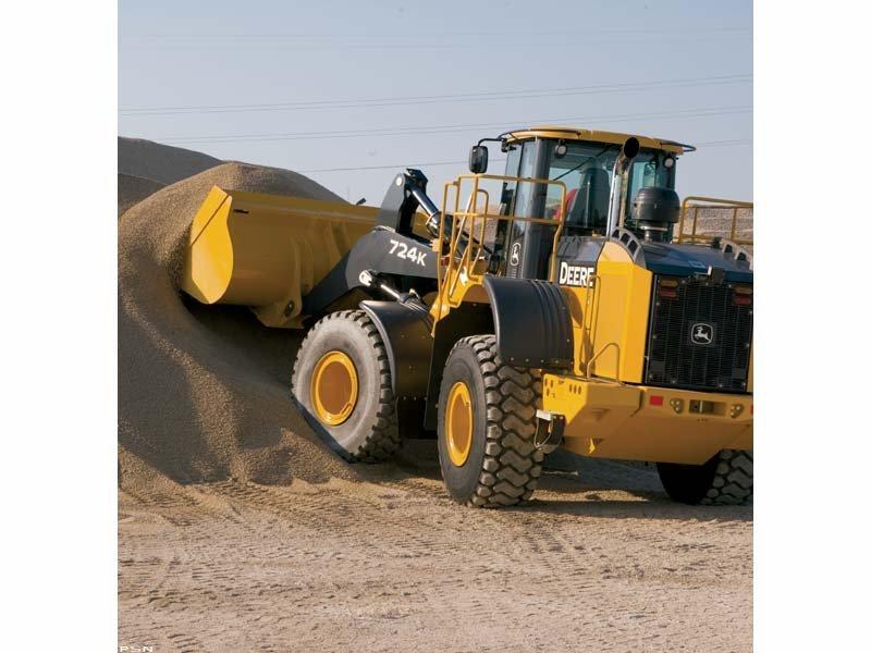 Wd Loaders John Deere Construction K