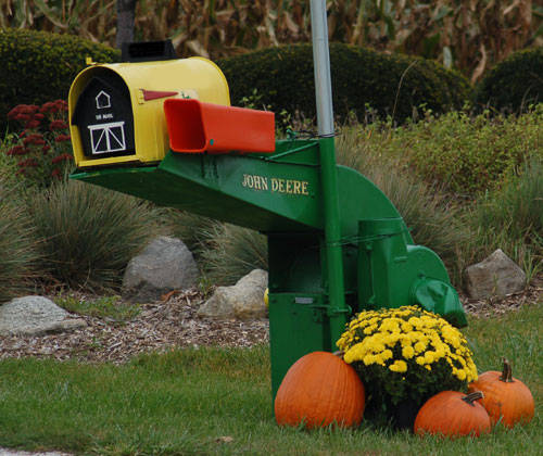 Friday fun unique mailboxes for Unique mailboxes to buy