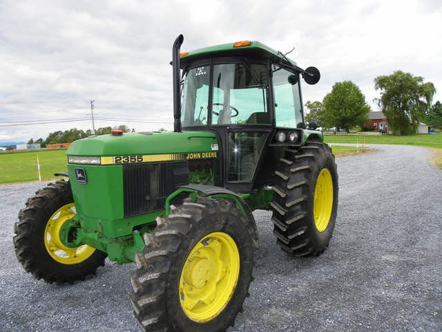 JD 2355 Tractor with Ag Tires