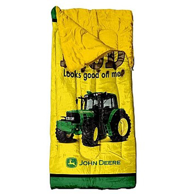 John Deere sleeping bag