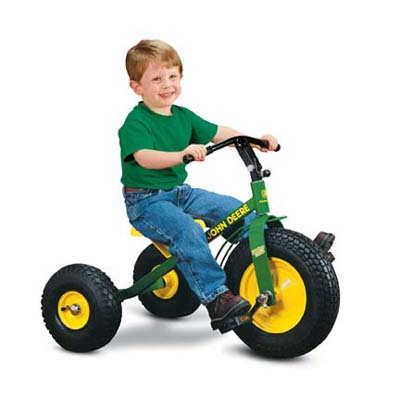 John Deere kids tricycle