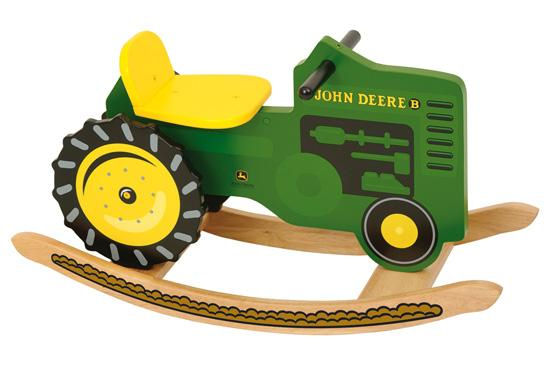 John Deere kids rocker