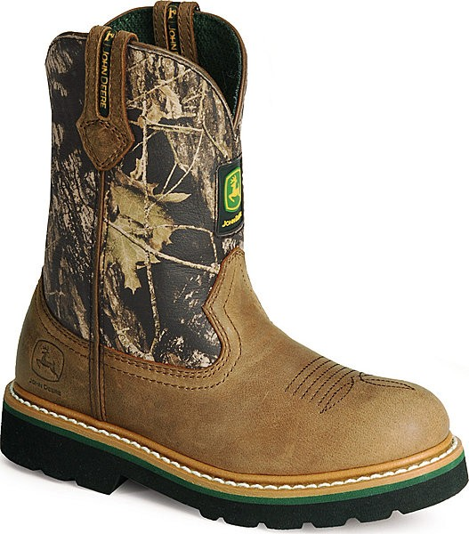 Cool John Deere stuff for men-  Boots