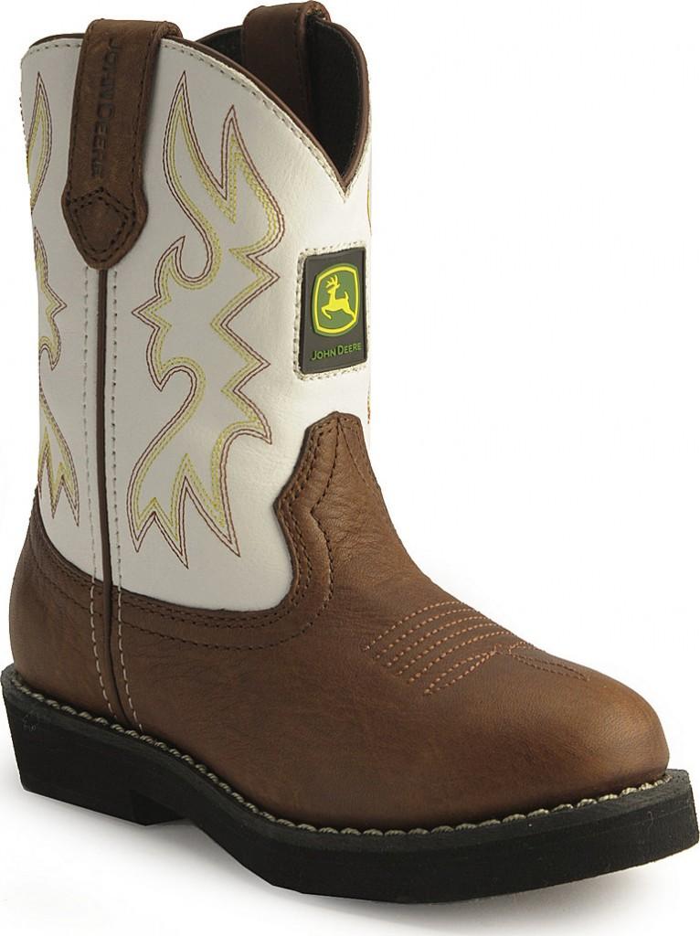 John Deere cool boots