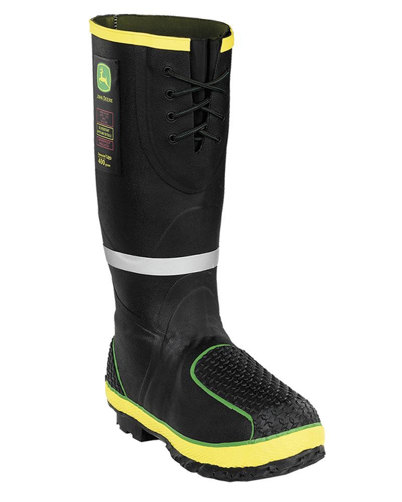 John Deere rain boots