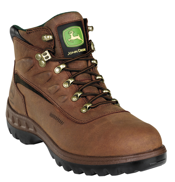 John Deere working boots for men