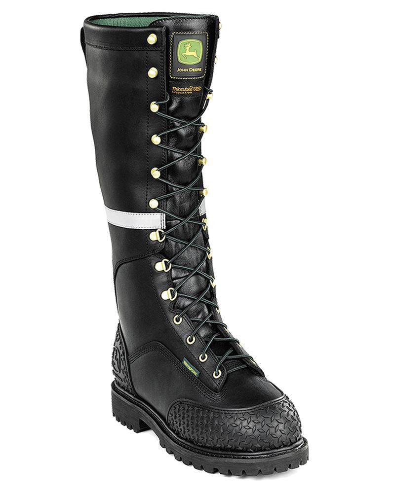 Long John Deere boots