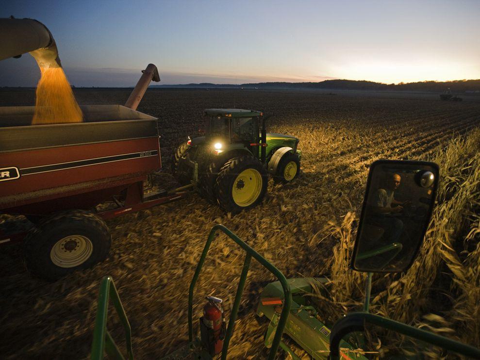 Iowa Corn Farmers Share Their History
