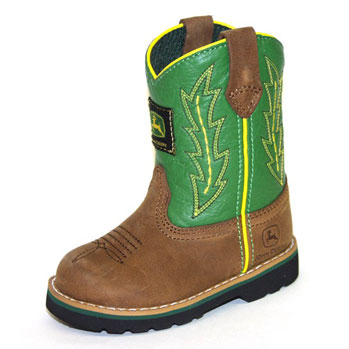 John Deere boots for kids. Cool John Deere stuff