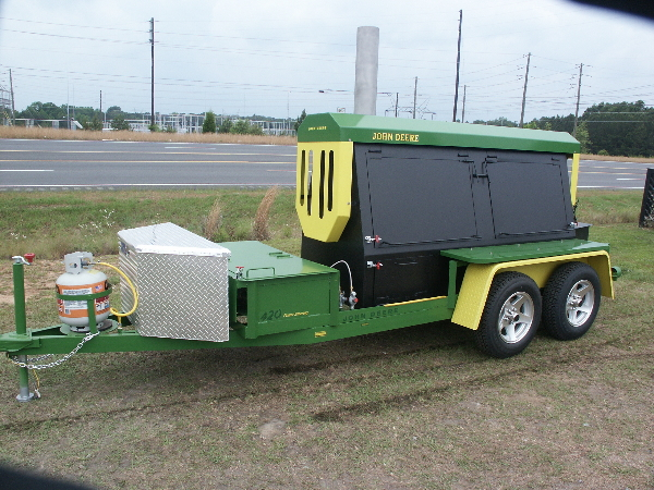 John Deere Tractor Grill : Equipment tractors happy th of july now start your grills