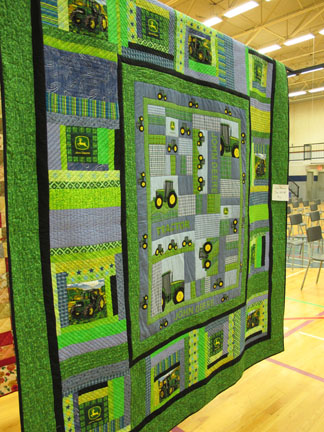 John Deere Area Rug - Interior Design
