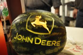 Friday Fun John Deere Carvings