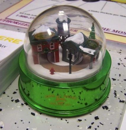 John Deere Gators >> Friday Fun: John Deere Snow Globes!