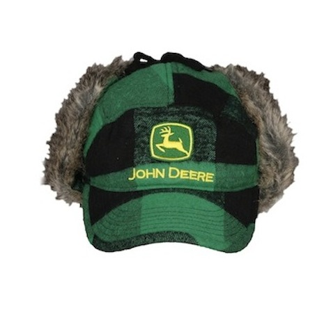 John Deere Gators >> Friday Fun: John Deere Winter Collection