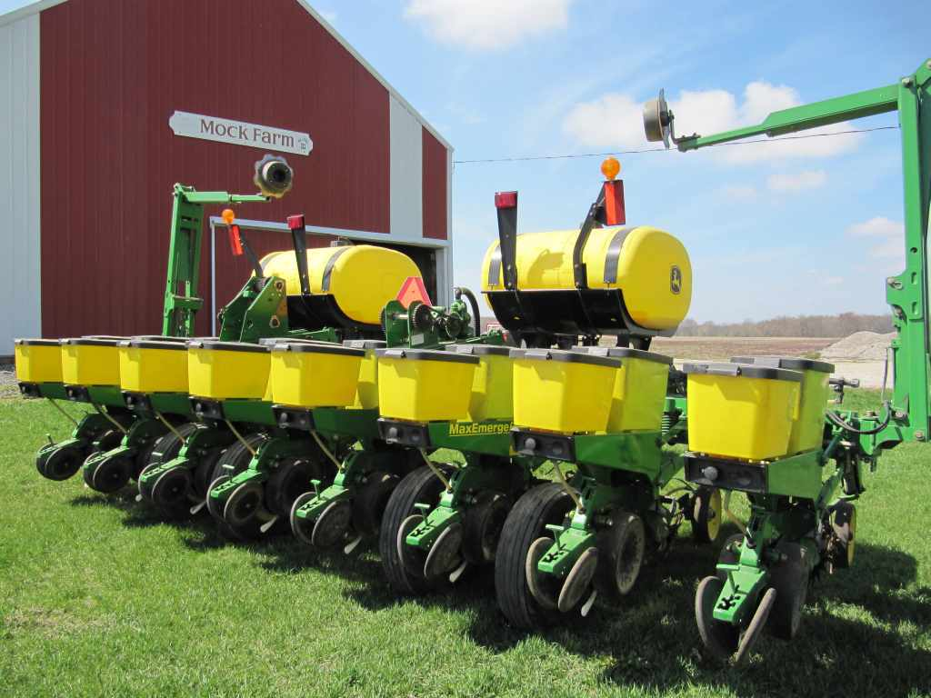 Used Deere Planter Values Spike Higher