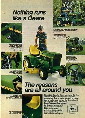 The Top John Deere Advertisements
