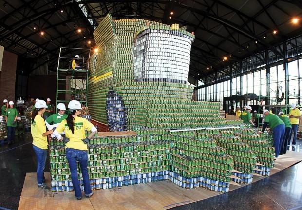 John Deere Enters The Guinness Book For Project Can Do