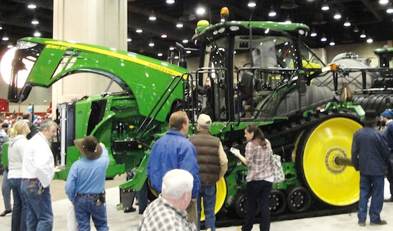 2012 Farm Machinery Show