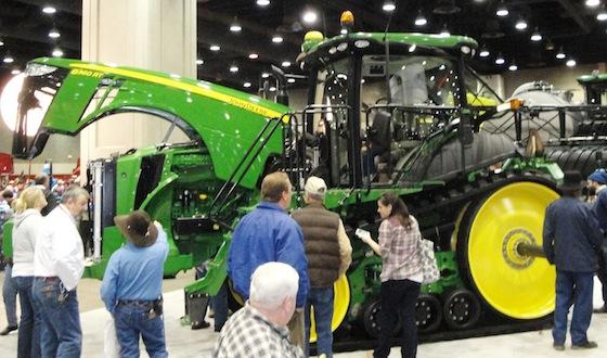 2012 Farm Machinery Show