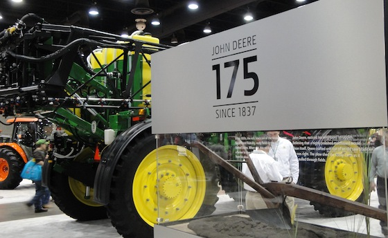 2012 National Farm machinery Show