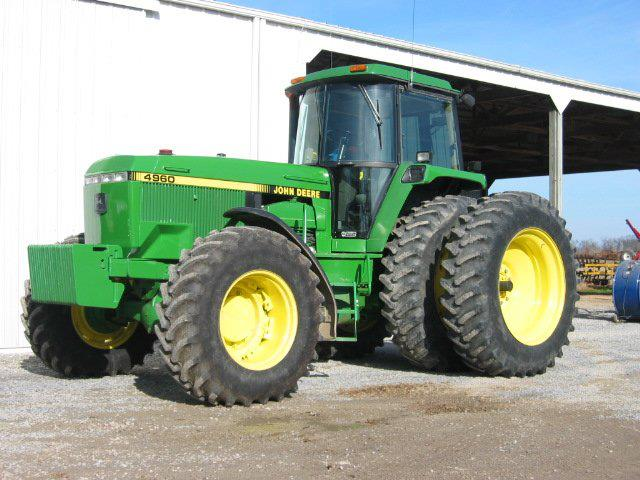 JD4960 IL 86K1 JD 4960: Hottest Used Tractor Around