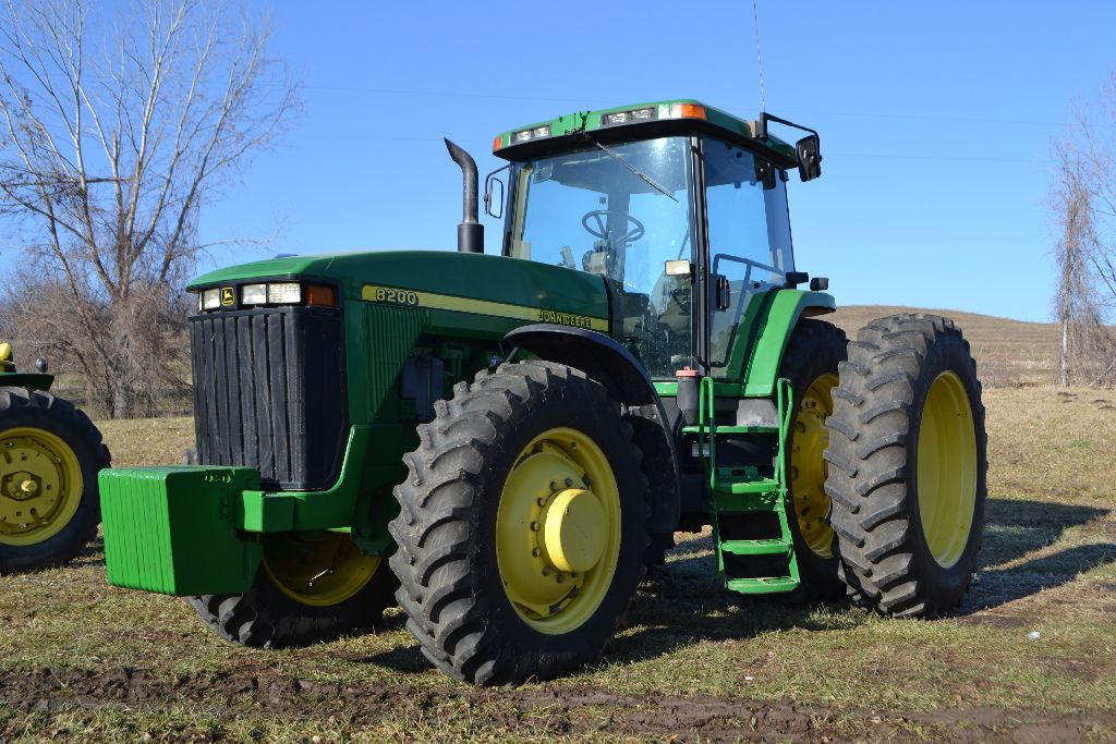 John Deere 8200 | Used Machinery For Sale