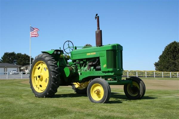 Heavy Equipment, Parts & Attachments John Deere 60 Tractor ...