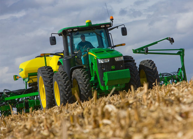 John Deere Planting Resources Help Improve Efficiency