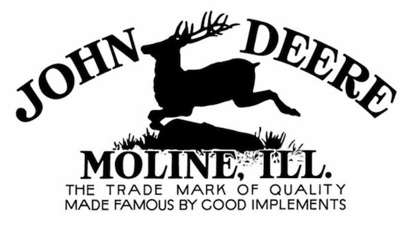 Taking A Look Through Time Exploring John Deere Logo History